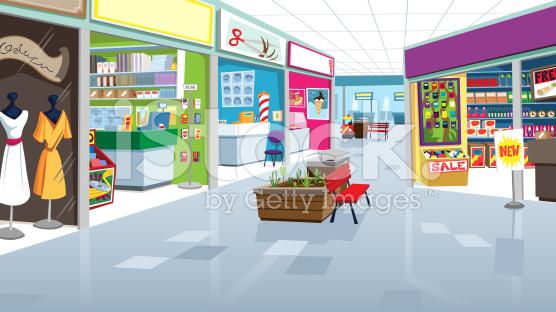 Mall clipart shoppin Clip Images Panda Mall Clipart
