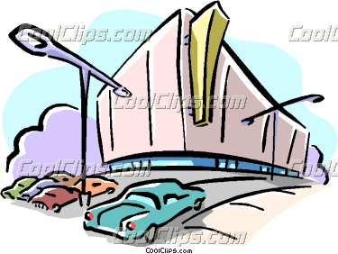 Mall clipart shoppin Shopping and Clipart Clipart parking