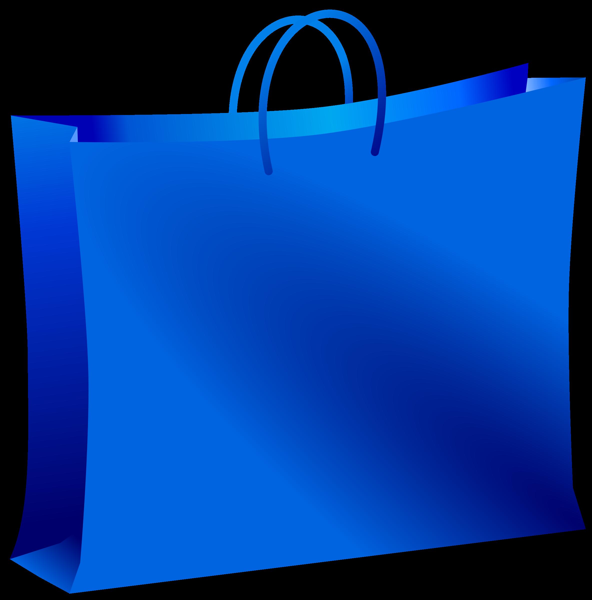 Bag clipart rectangle Bag Blue Clipart Blue bag
