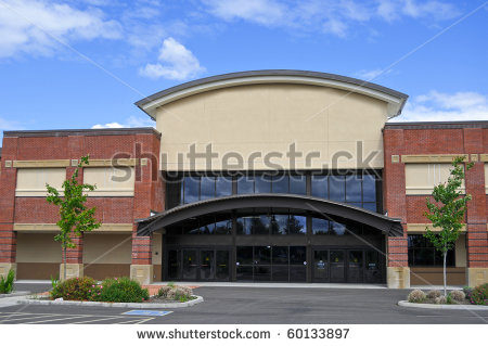 Outside clipart property Shopping Shopping outside view a