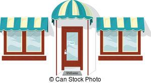 Windows clipart shop window Store Stock illustration Store 213)