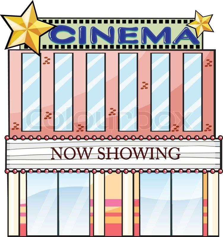Mall clipart city building Clipartsgram Theater Clipart Building Cinema