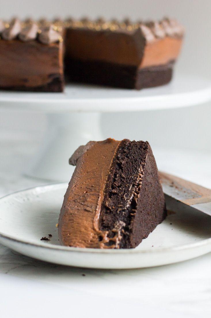 Malt clipart chocolate mousse On – Cake Celebrating Baileys