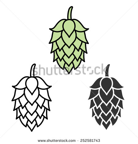 Layers Free Hops Vector Vector
