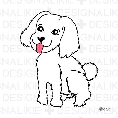 Drawn poodle clipart Toy Clipart Poodle cliparts Poodle