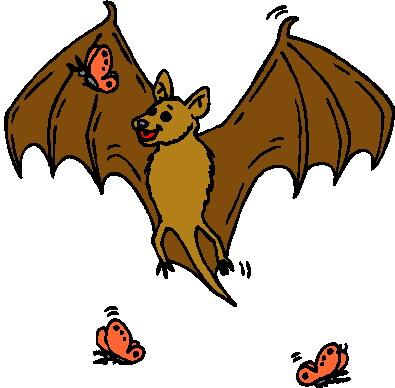 Bird clipart bat Bats clip Clip Bats Art