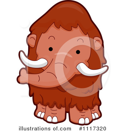 Mammoth clipart Illustration by BNP BNP Free
