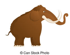 Woolly Mammoth clipart #6