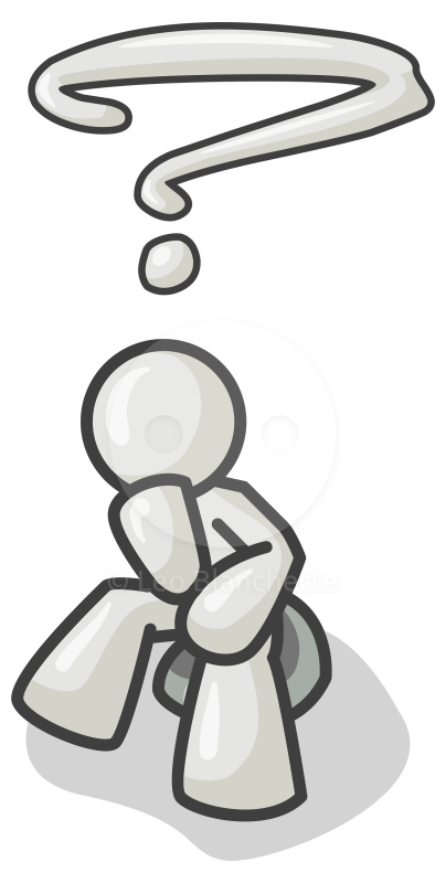 Think clipart Thinker Clipart #10
