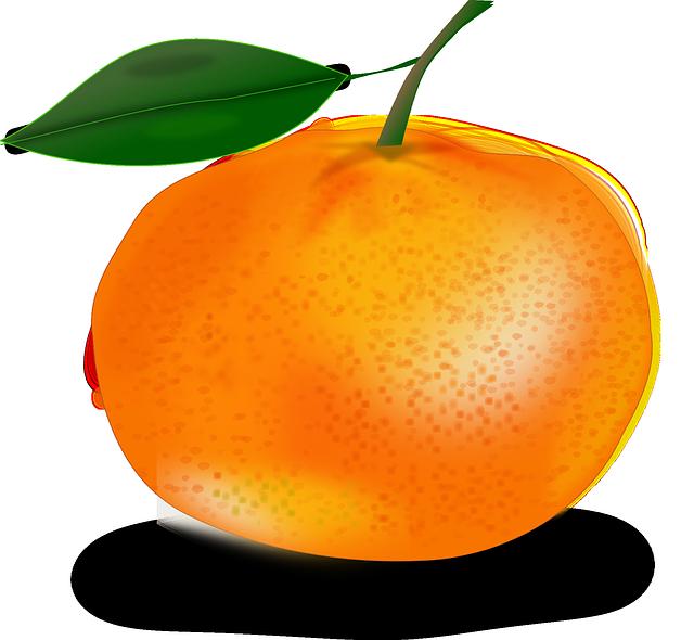 Mandarin clipart Mandarin Clipart  year graphic: