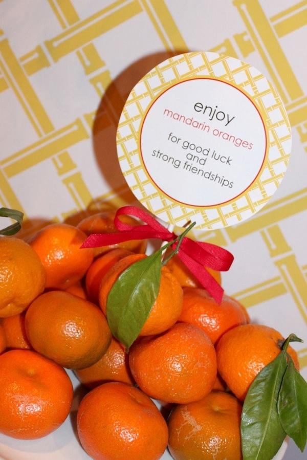 Orange (Fruit) clipart chinese new year orange On New Year New images