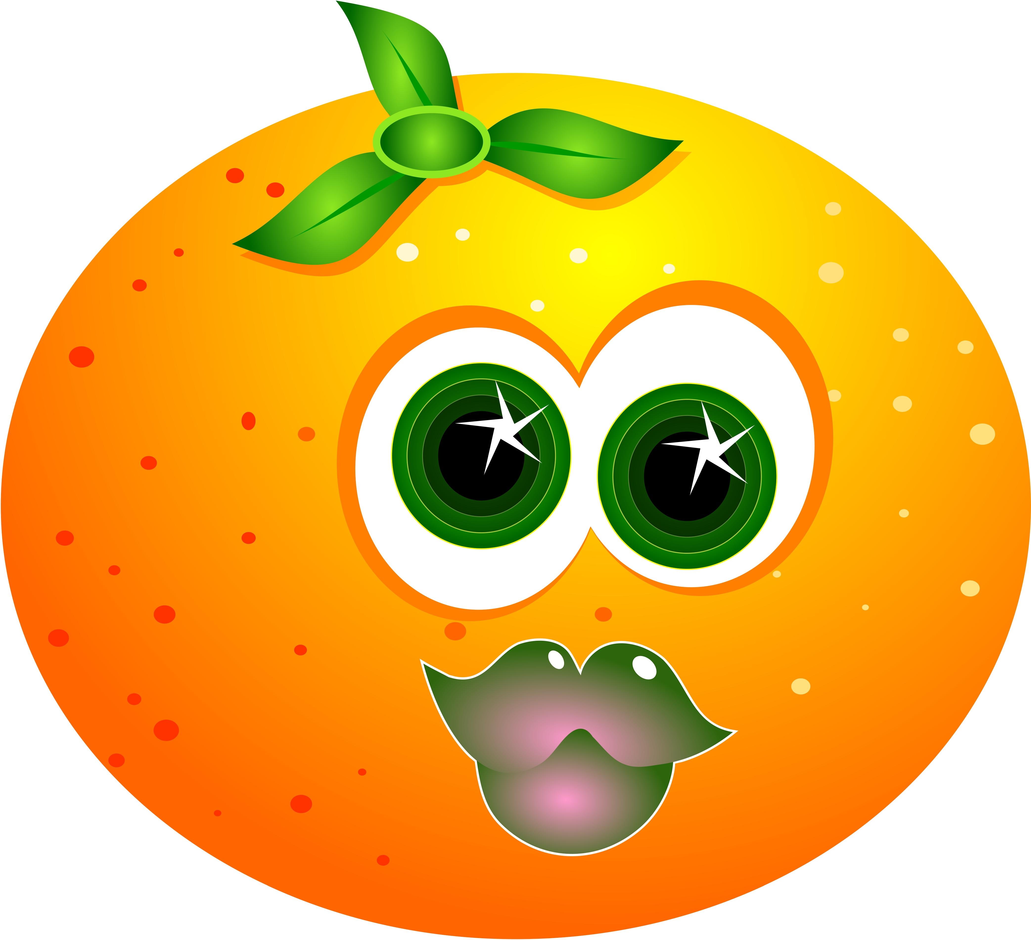 Peach clipart cute Art Images at Free art