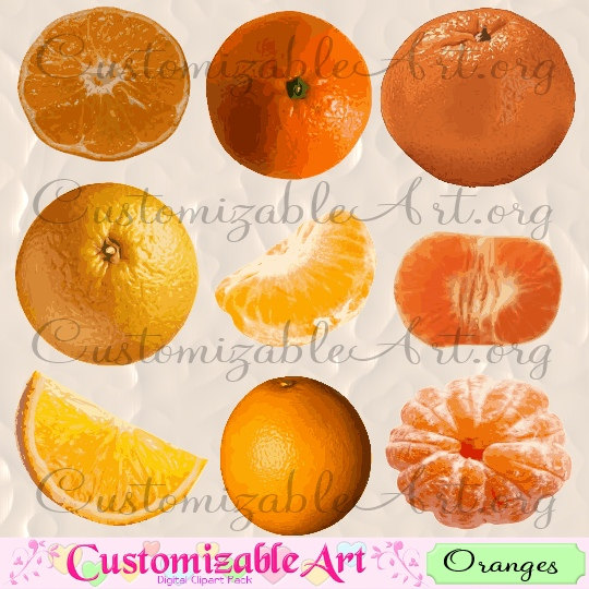 Mandarin clipart chinese new year decoration Clipart Sour Images  Fruit