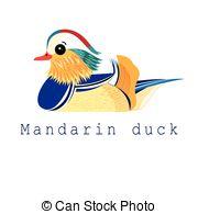 Mandarin Duck clipart Fun duck Mandarin duck duck