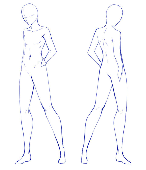 Manga clipart male pose Clothes !! dono Help XD