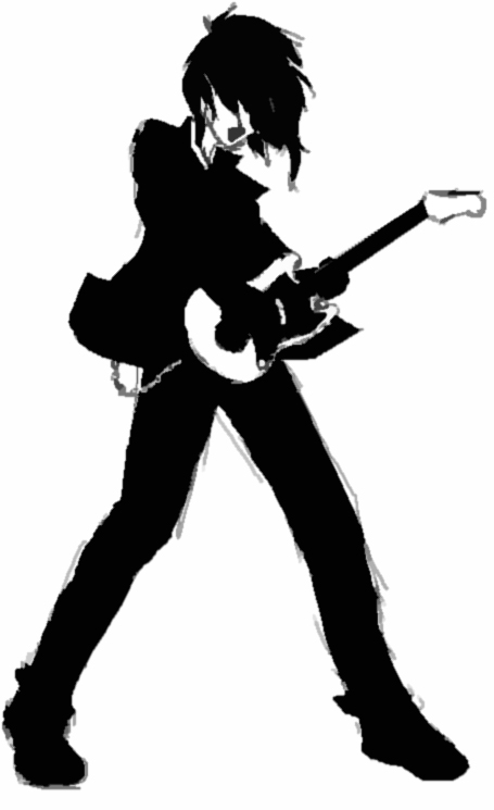 Manga clipart rocker By Rocker's KoeiX2 by Rocker's