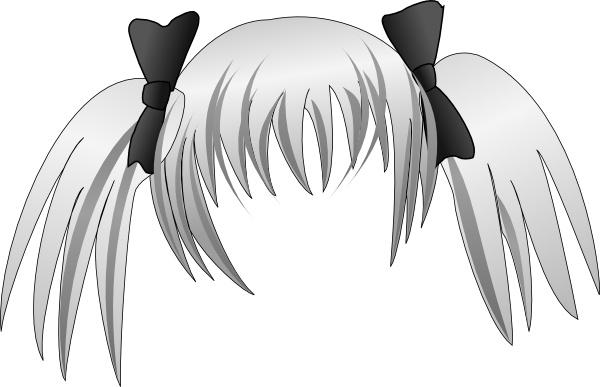Manga clipart rocker Hair Secretlondon vector (32 manga