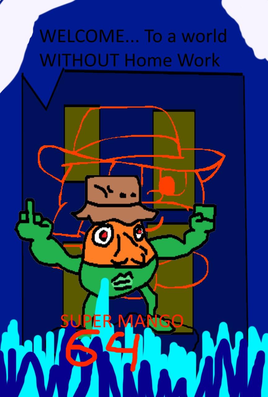 Mango clipart box Art by 64 Mango on