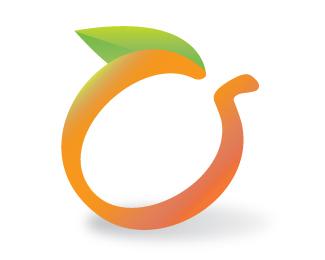 Mango clipart logo Logopond & Logo Mango (O
