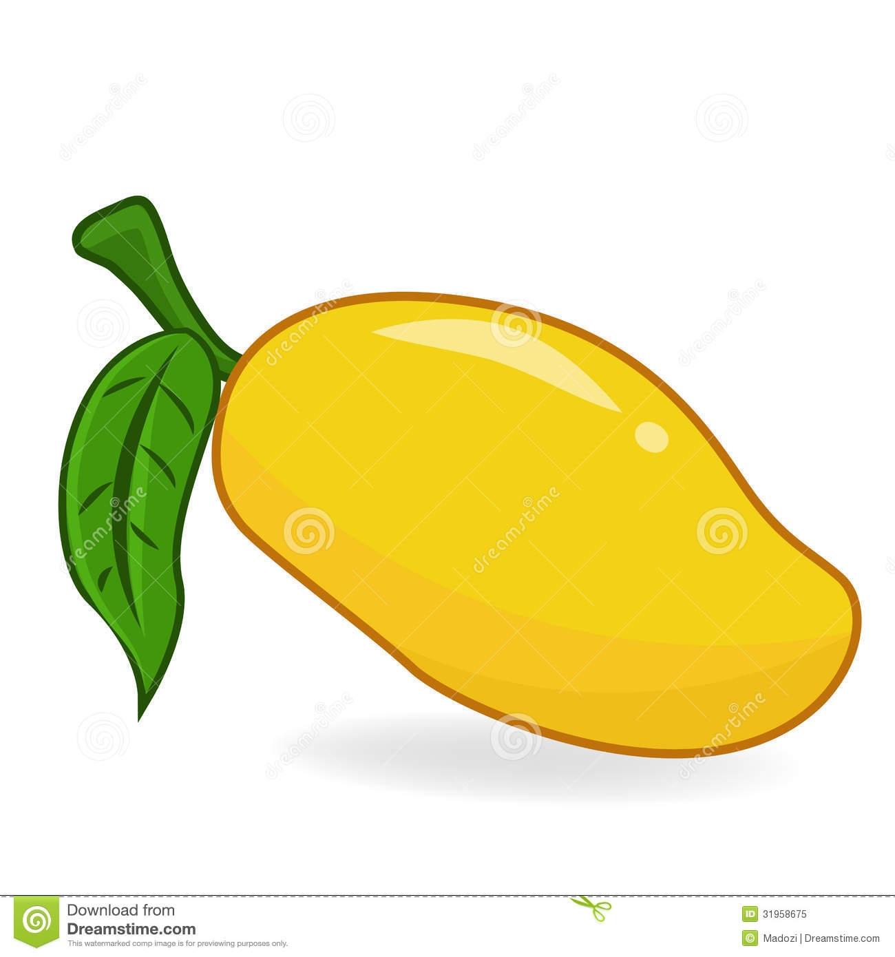 Mango clipart mango fruit Clipart Mango Yellow Cli Mango