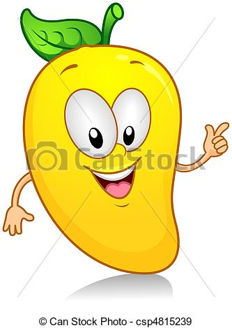 Mango clipart steen Mango Illustration a Mango Stock