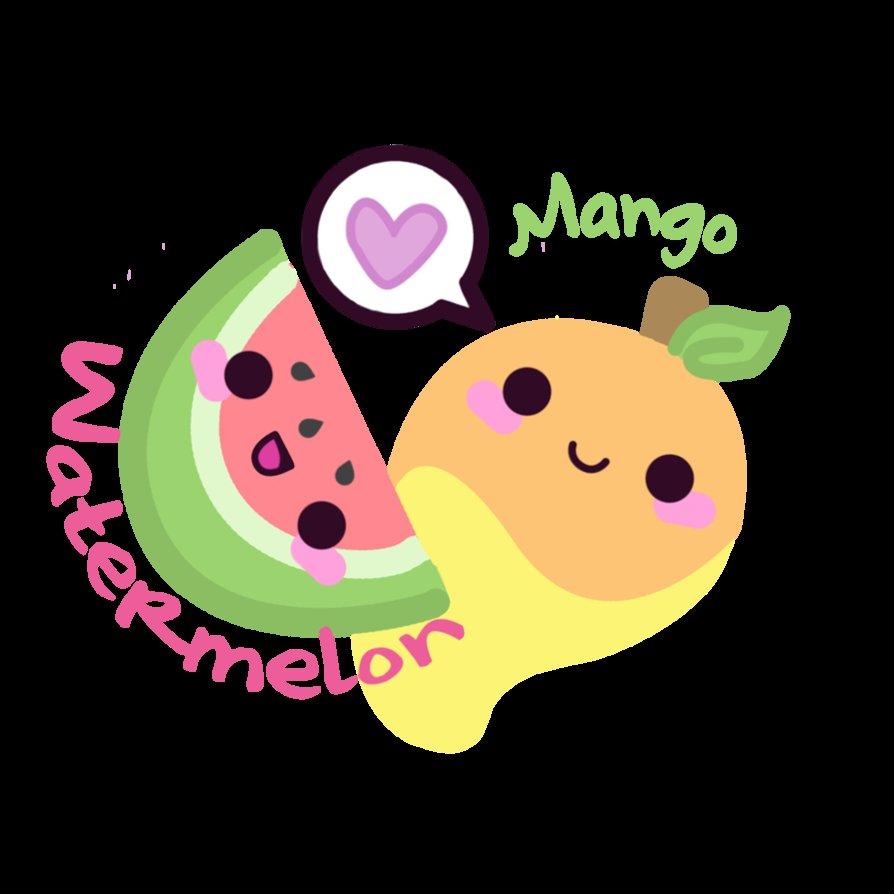 Mango clipart watermelon DeviantArt Mango Watermelon Store Mango