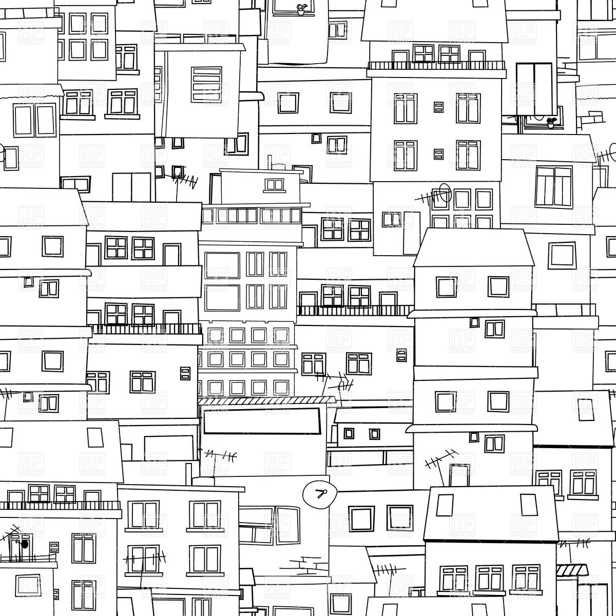 Manhattan clipart City Black Art clipart New