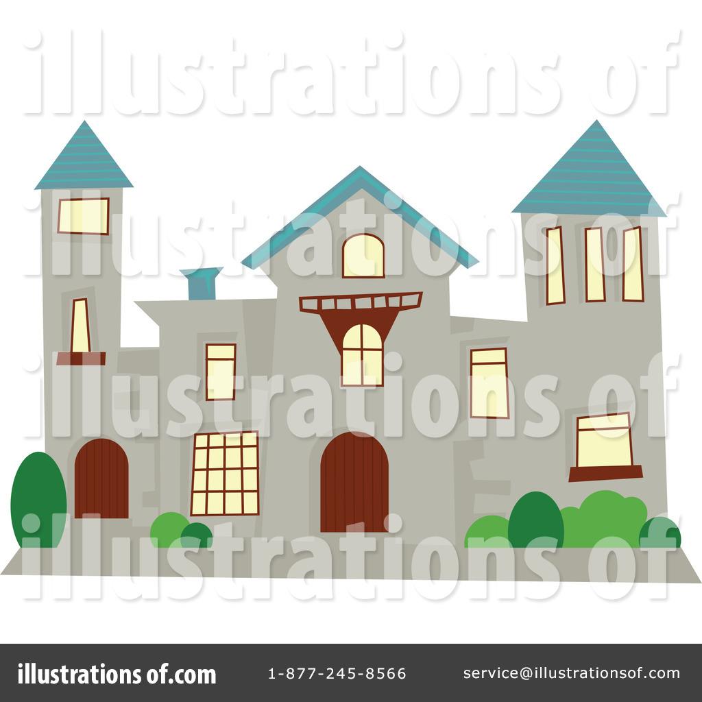 Mansion clipart Mansion by Clipart Illustration Prawny