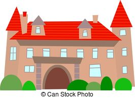 Gate clipart mansion Royalty Mansion  rickety and
