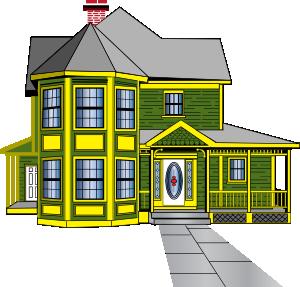 House clipart hous Clker clip  Clip House
