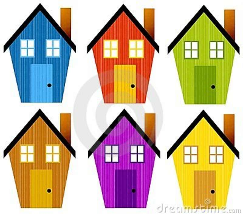 Mansion clipart colorful Download Clipart Free  Free