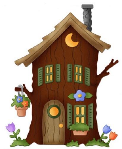 Outside clipart house tree Pinterest ✿⁀Home best Hσṃє 69