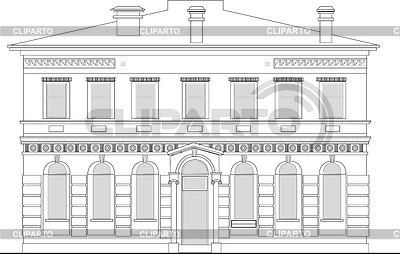 Mansion clipart heritage Mansion © Photos EPS Clipart