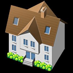 Mansion clipart large ClipArt IconBug Image House Large