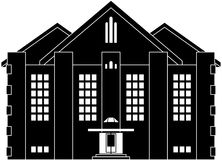 Mansion clipart manor house Manor clipart Silhouette Stock Illustrations