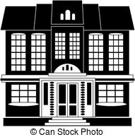 Mansion clipart heritage Clipart Stock clipart collection house