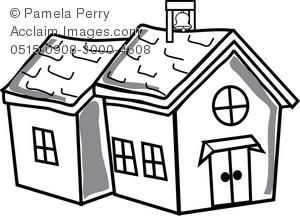 White House clipart home construction Free Art Panda Clip Clipart