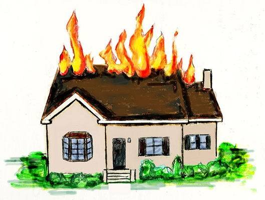 Mansion clipart on fire Sold been has that The