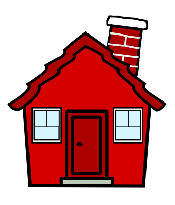 House clipart hause Clip Cliparts Home Simple Free