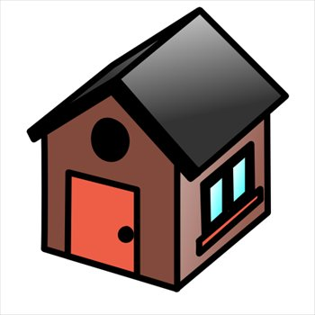 Free House homes com Cliparting