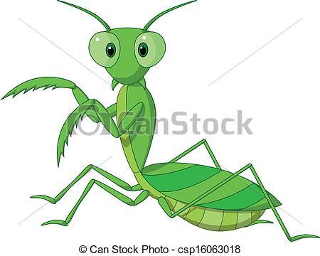 Mantis clipart #6