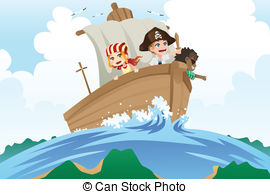 Adventure clipart kid adventure As pirates Pirates dressed a