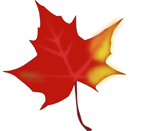 Leaves clipart fall season Fall leaves art pdclipart clip