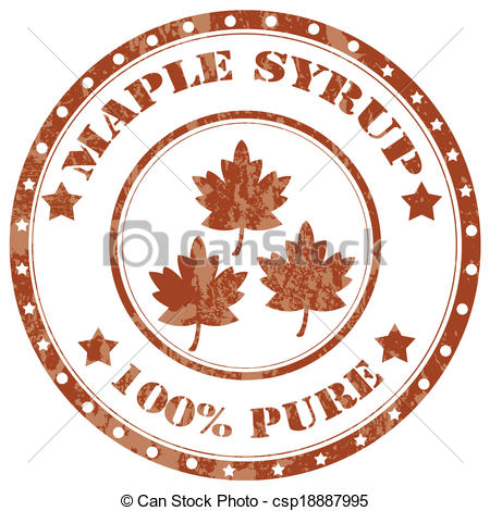 Syrup clipart Syrup Maple Grunge art syrup