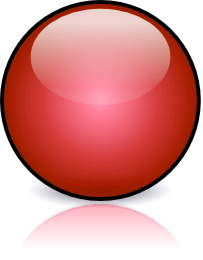 Marble clipart Clip Marble Art Red Marbles