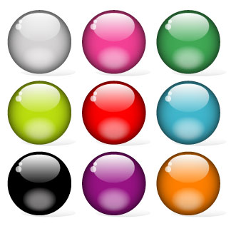 Marble clipart three #3