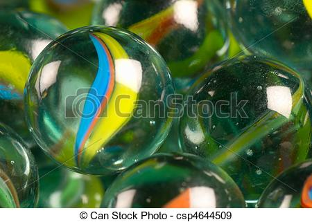 Marbles clipart colourful Close of Photographs  up