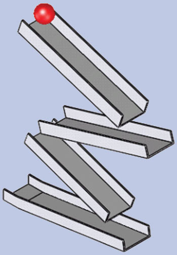Marble clipart ramp #2