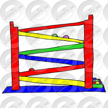 Marble clipart ramp #6