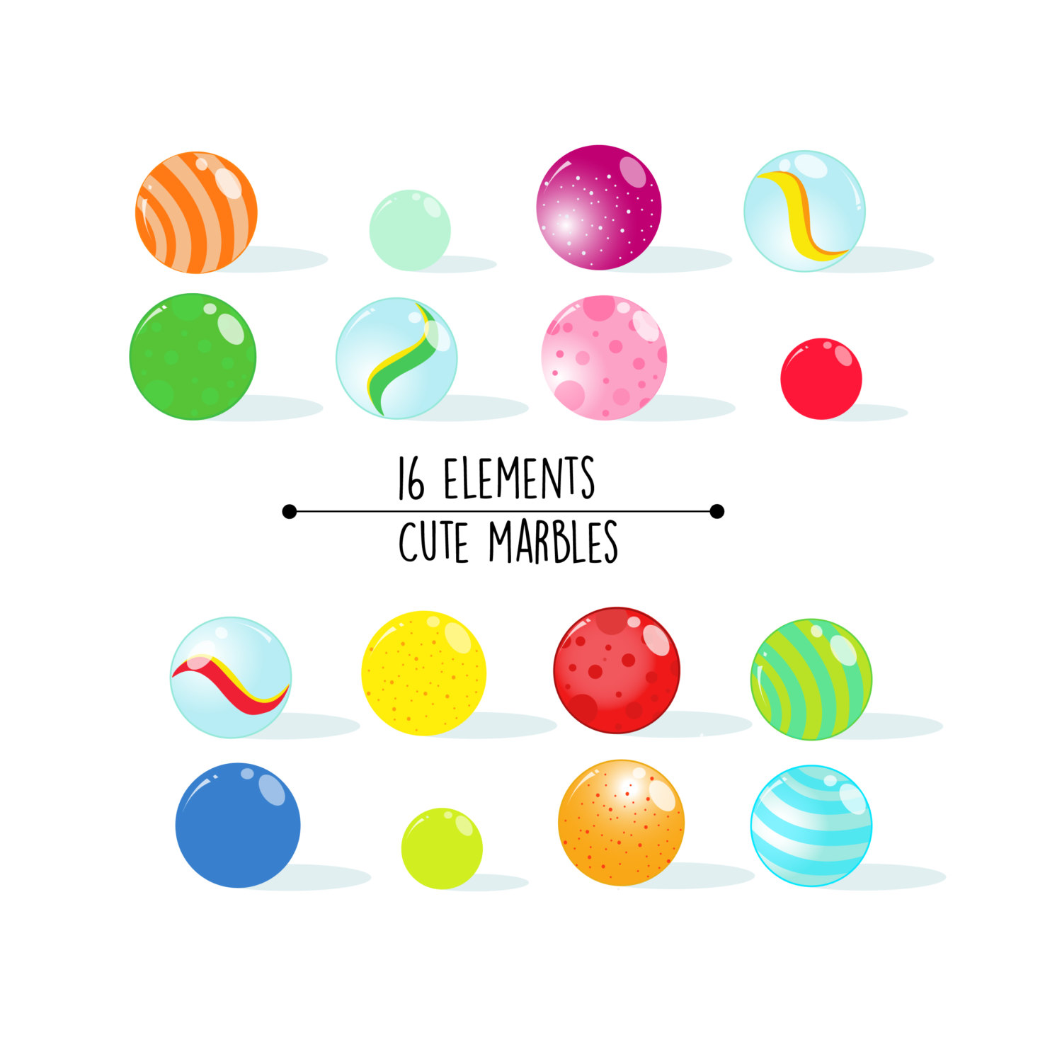 Clipart game toy toy Marbles